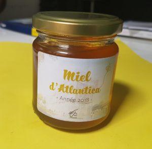 Pot de miel Atlantica