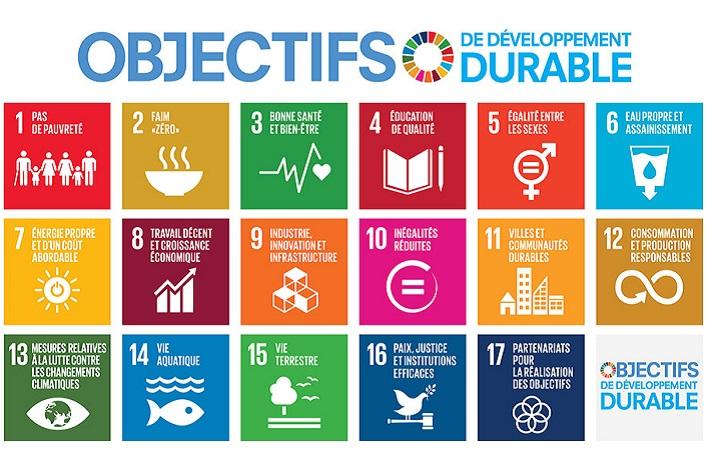 Les objectifs de développement durable de l'ONU